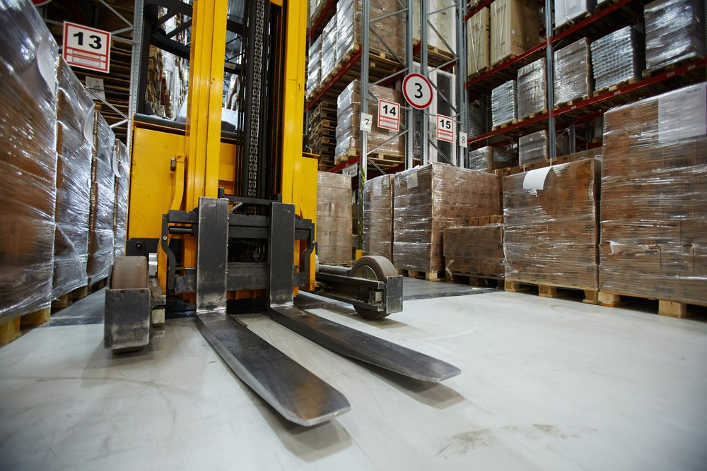 Equipment & Vehicle Finance For a Forklift