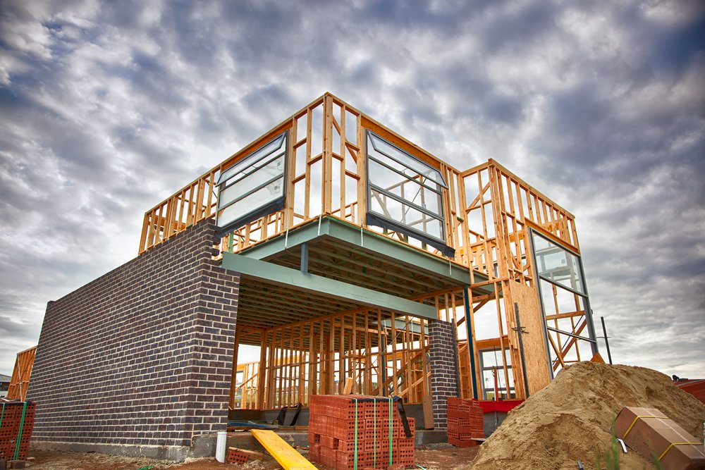 Building a new home Construction Home Loans