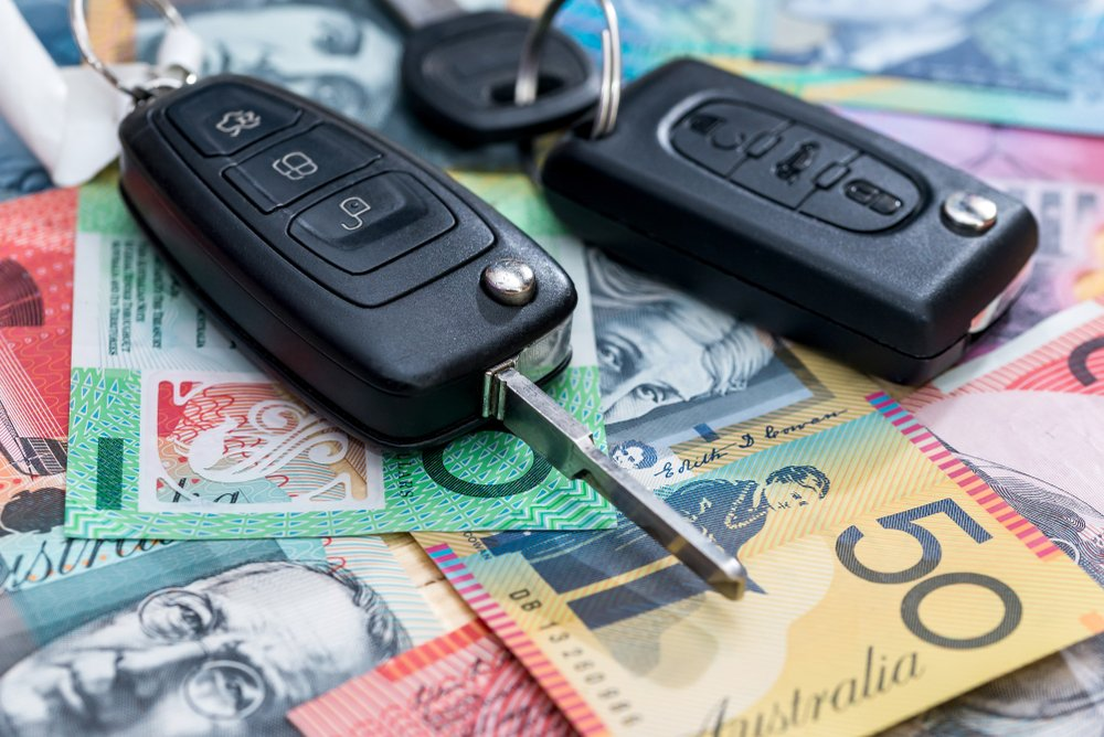benefits of Novated Leasing car keys and savings