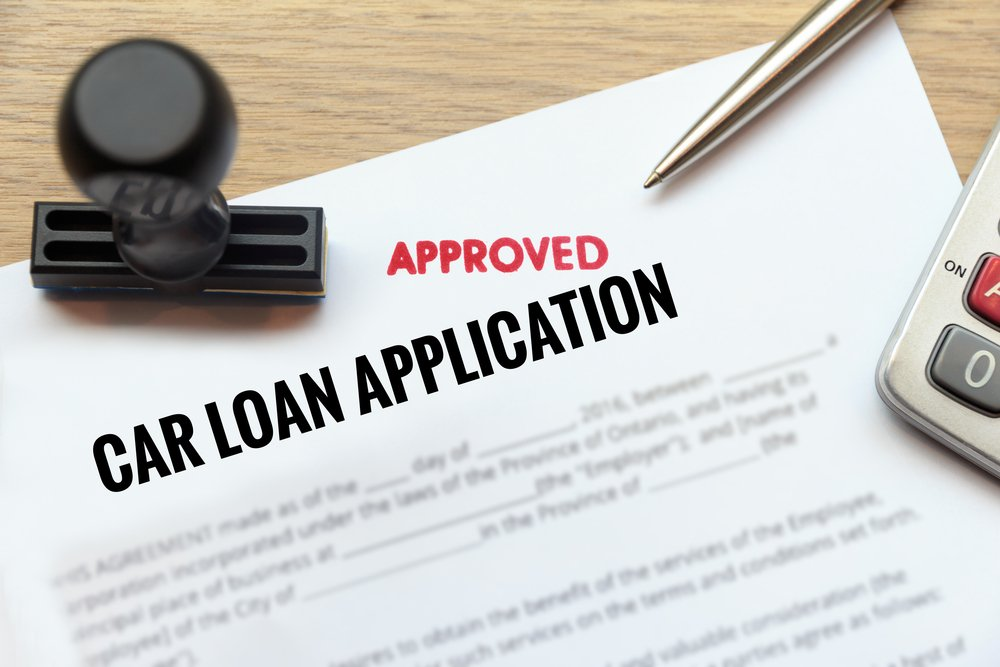 Consumer Car Loan Application Approval Letter
