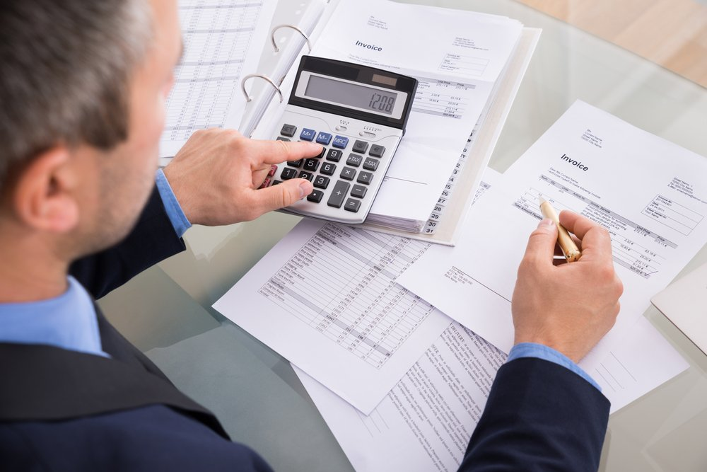 Calculating Debtor or Invoice Finance numbers