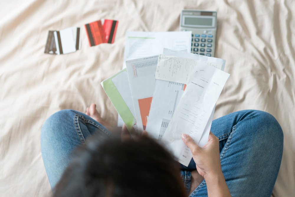 Calculations on consolidating debt